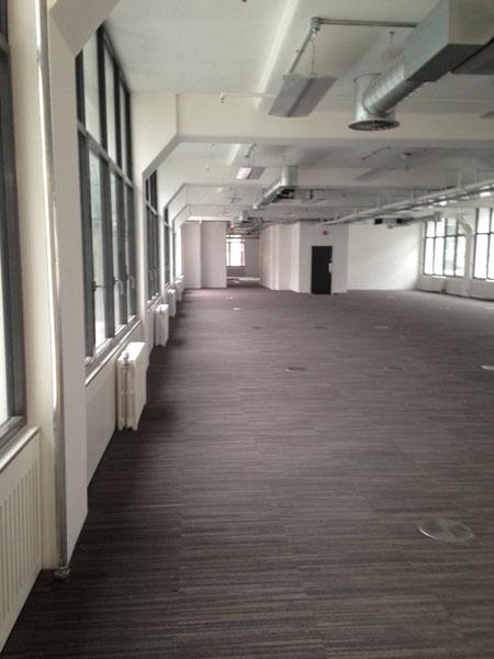 Specialist commercial flooring contractors pace contract for Commercial flooring contractors